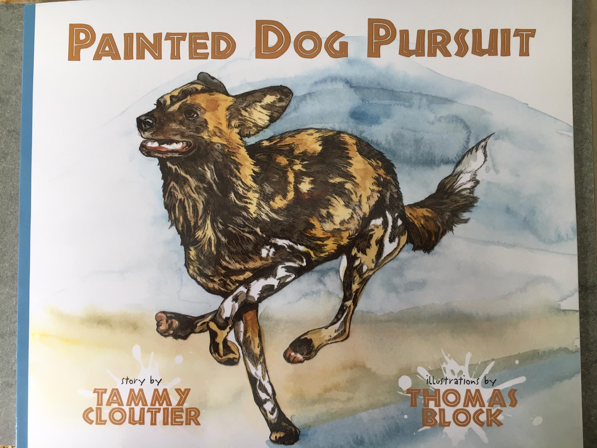 p dog pursuit cover